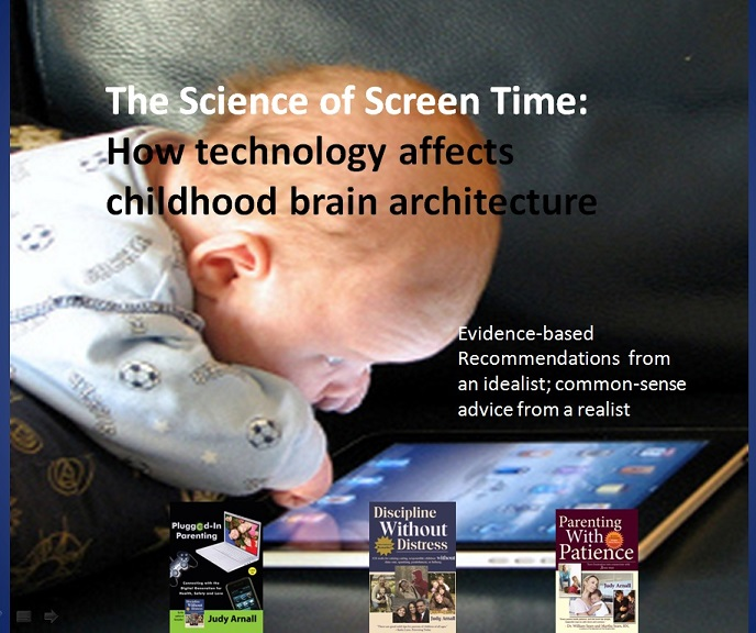 Science of Screen Time