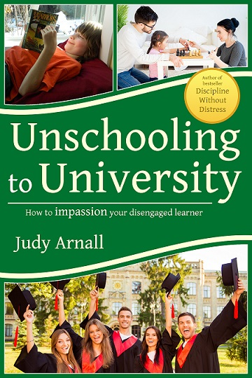unschooling without a diploma book